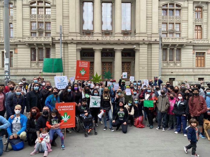 Protesta Fundación Daya por Ley Rodrigo Barraza